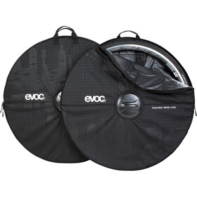EVOC Road Bike Wheel Case 2 Pieces black
